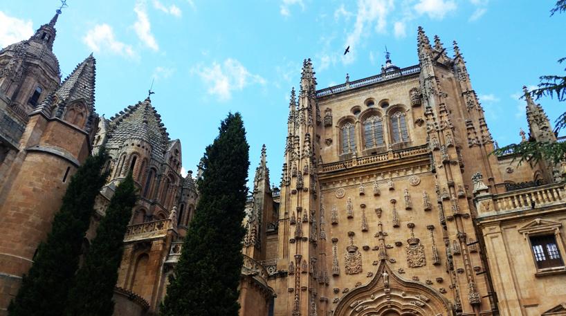 La Torre de Los Anaya de Salamanca