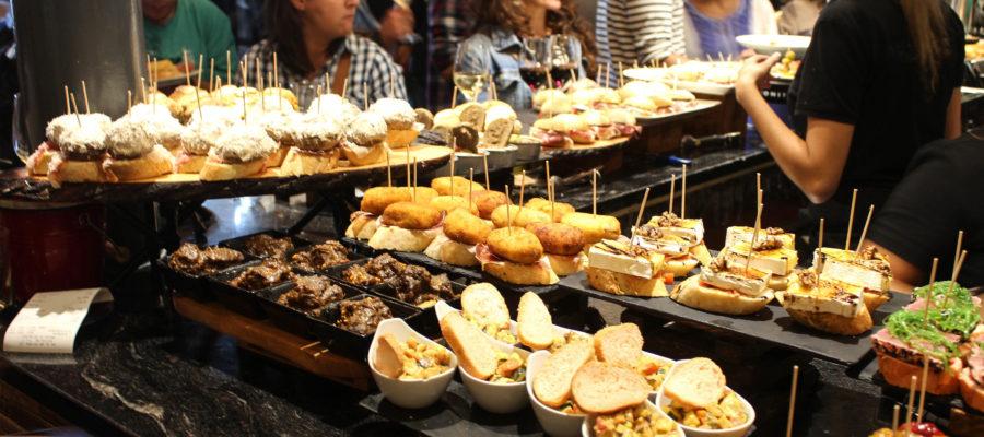 GastronomiaEspañolaPinchos
