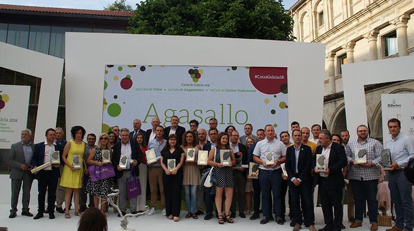 Premios cata de vinos de galicia