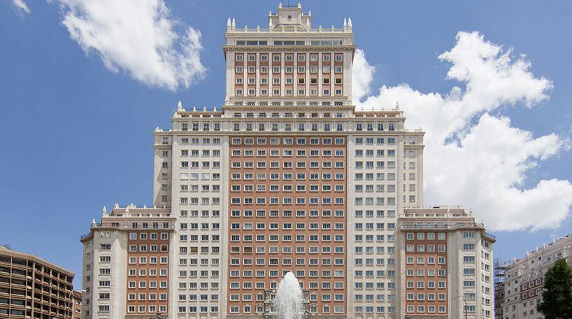 Batalla judicial por el edificio España