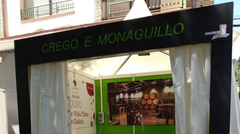Feria del vino de Monterrei