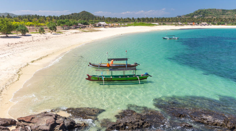 Terremoto en Lombok, Indonesia