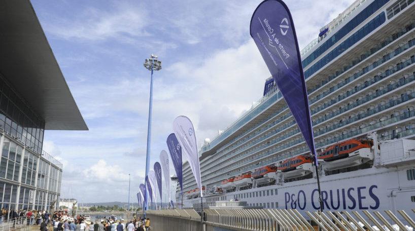 Récord de cruceristas en A Coruña