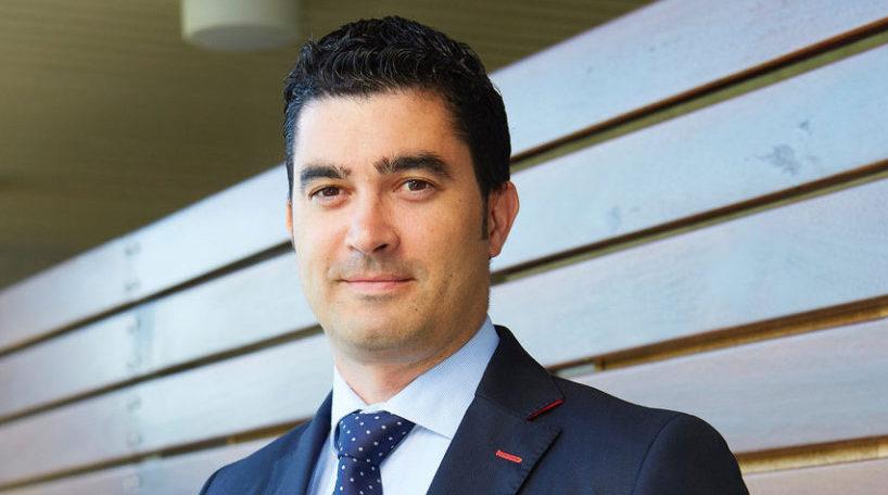 Iago Quintana, director general de Dairylac