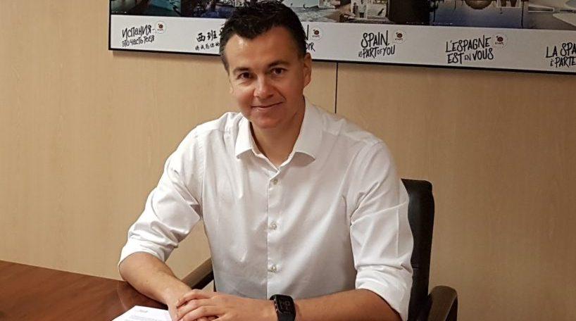 Héctor Gómez, director general de Turespaña