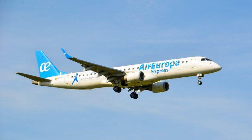 Air Europa lanza su ruta Vigo-Palma de Mallorca