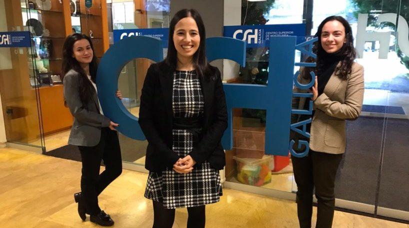 Premio Centro Superior de hostelería de Galicia