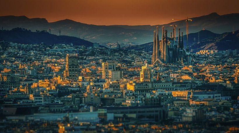 Barcelona lleva dos años seguidos sufriendo caídas de turistas