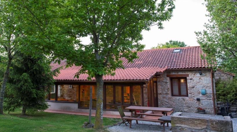 La Casa das Chavellas, en Lugo