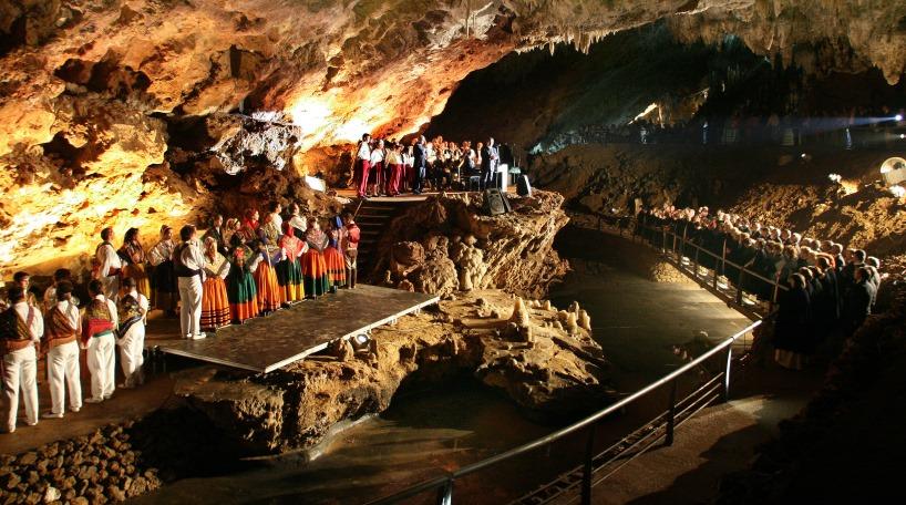 La Cueva de El Soplao recibirá a unos 250.000 visitantes en 2018