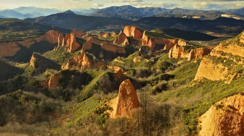 El turismo en Castilla y León