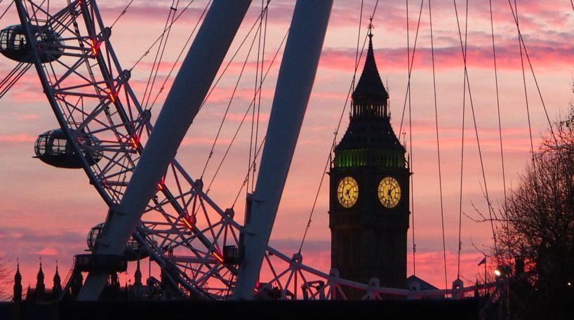 El Big Ben y el London Eye copan las celebraciones de Nochevieja en Londres