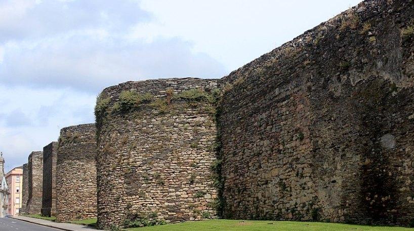 La Muralla de la ciudad de Lugo