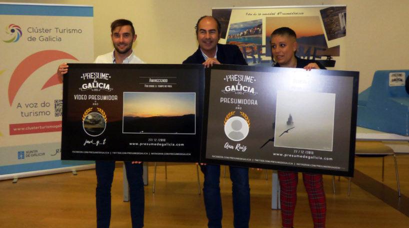 Cesáreo Pardal es el presidente del CLúster de Turismo de Galicia