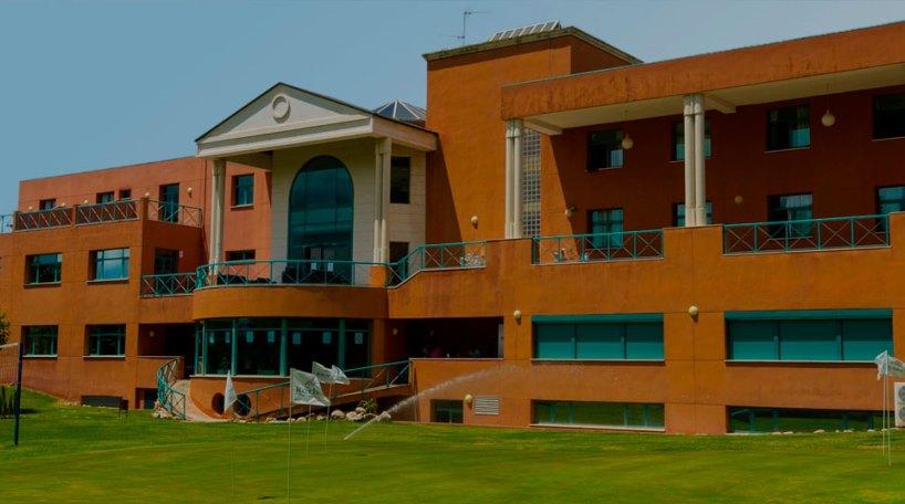 El campus de Les Roches en Marbella