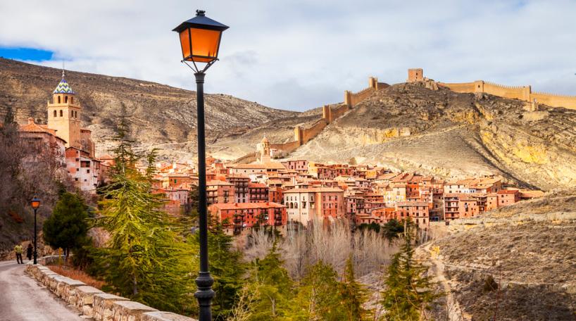 La SIerra de Albarracín
