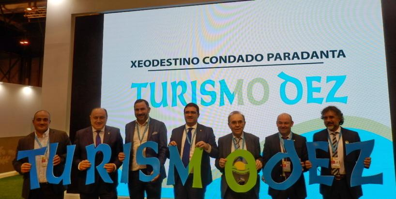 Turismo O Condado A Paradanta