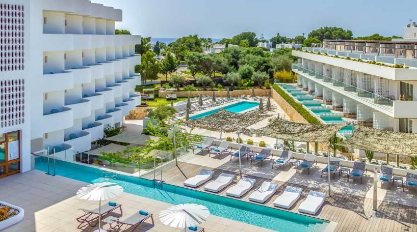 Hoteles canarios