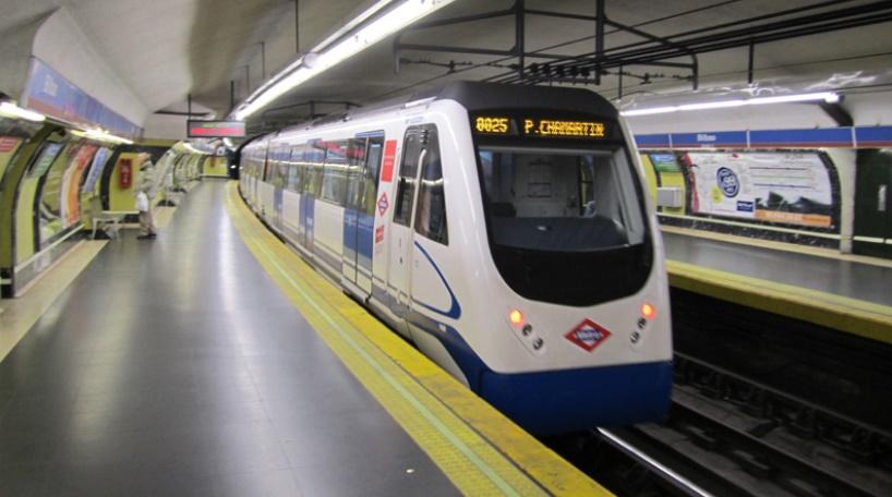 Los servicios de metro y autobús serán reforzados de cara a Fitur en Madrid