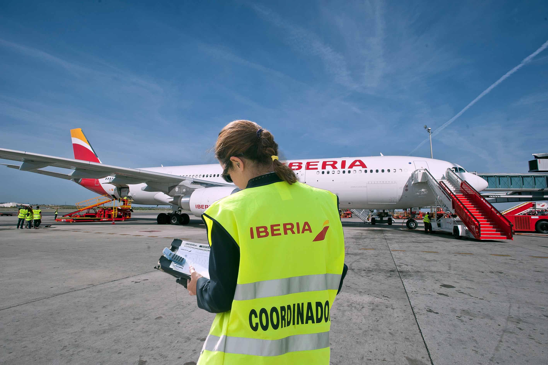 Iberia líder en puntualidad