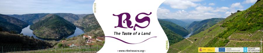 Cartel promocional D.O. Ribeira Sacra