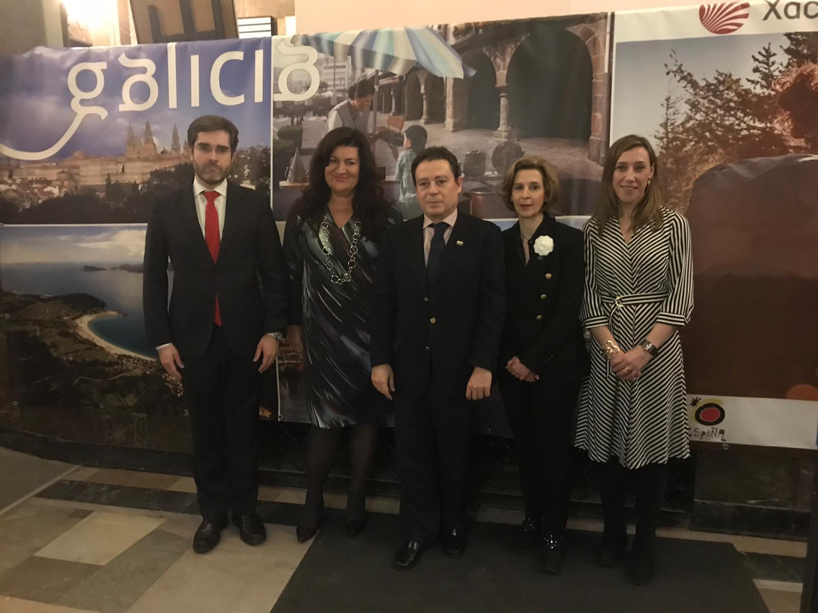 Agencia de Turismo de Galicia