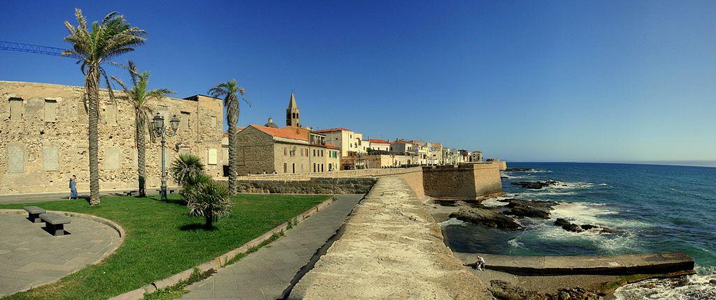 Alghero, Cerdeña