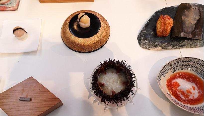 Muestra culinaria Albert Raurich en el Fórum Gastronómico
