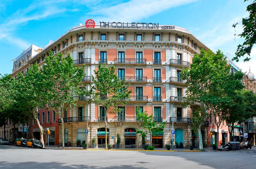 NH hotels entre las marcas más valoradas