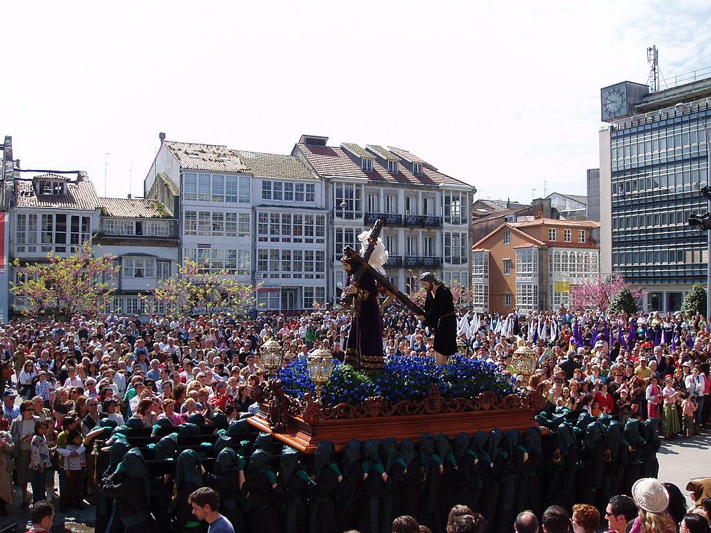 Semana Santa Ferrol y Viveiro