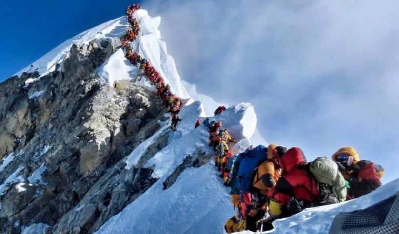 Everest masificado