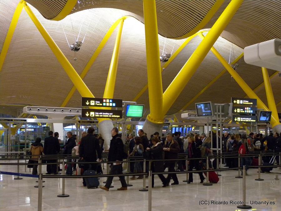 Aeropuerto Barajas