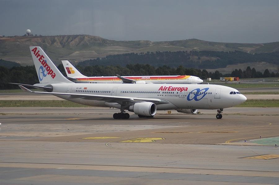 Iberia y Air Europa