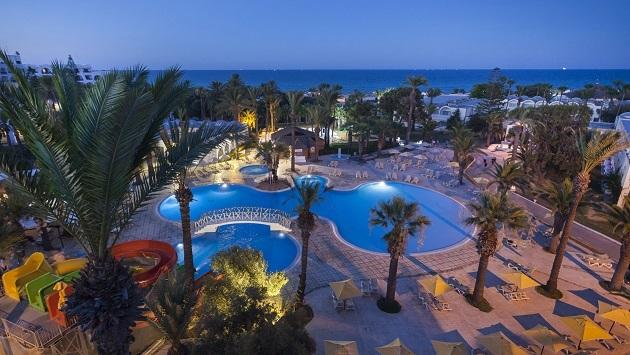 Barceló en Túnez