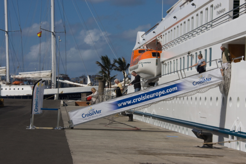 Cruceros accesibles