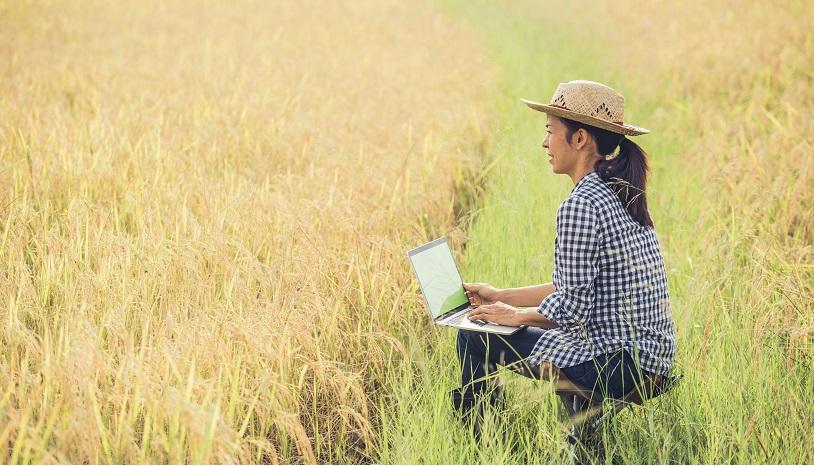 mujeres en el rural