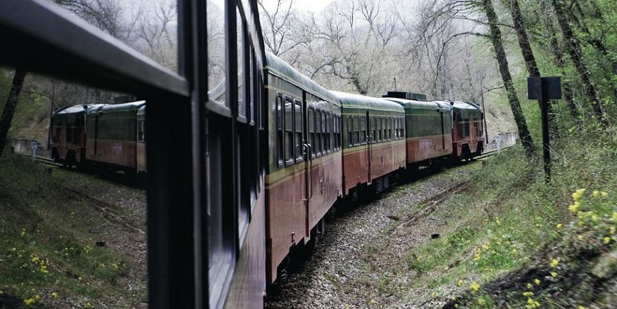 Tren Castilla y León