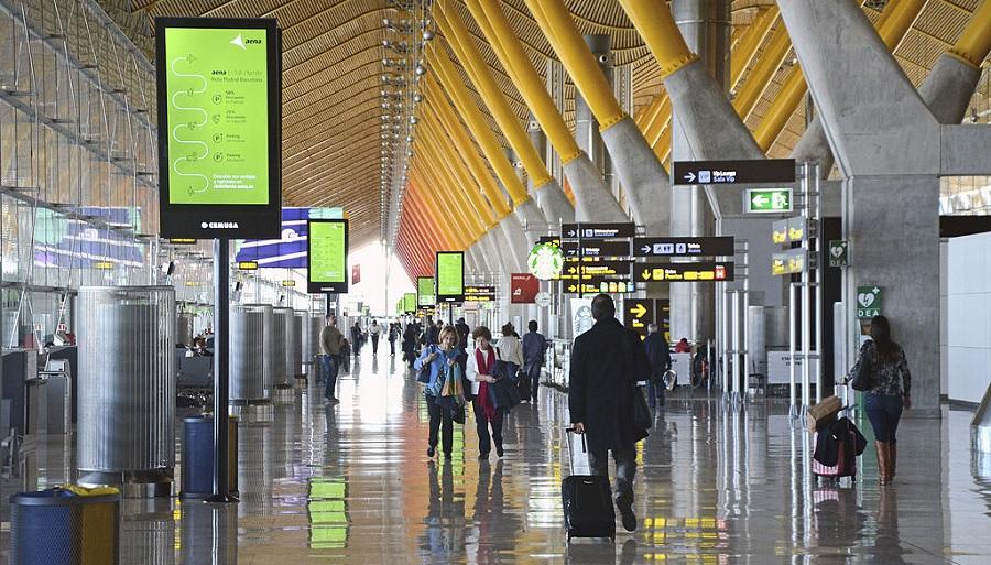 Huelgas en los aeropuertos