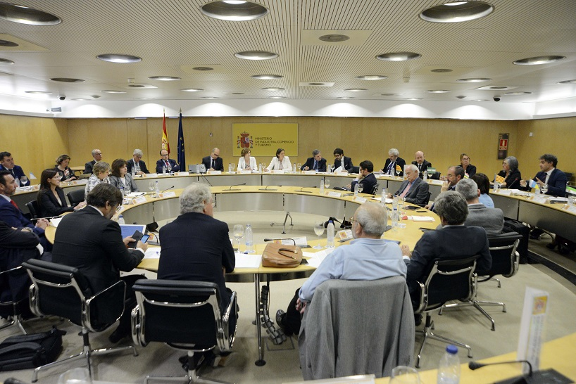 Consejo Español de Ministro