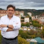 """Tomás Guitarte, diputado de Teruel Existe: """"El nacionalismo es cosa de ricos, lo nuestro es supervivencia"""""""