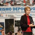 """Nava Castro, directora de Turismo de la Xunta: """"Lo que nos preocupa de cara al Xacobeo 21 es lograr una estancia media mayor"""""""